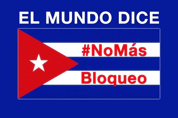 Repudiation in Argentina to upsurge of blockade to Cuba.