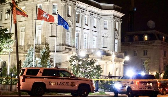 They open fire against Cuban Embassy in U.S. with assault rifle